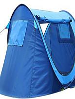 3 a 4 Personas Tienda Carpa para camping Tienda pop up Mantiene abrigado A prueba de polvo para Camping y senderismo CM Otros Materiales