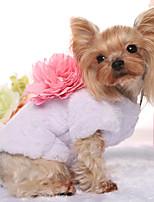 Hund Pullover Hundekleidung warm halten Kartoon
