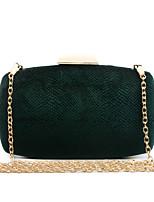 L.WEST Woman Fashion Luxury High-grade Flannelette Evening Bag