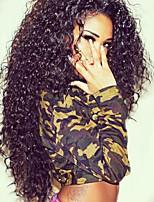 Vente chaude! 100% perruque de cheveux en cheveux humains brésiliens 150% de dentelle dentelle perruques avant avec des cheveux de bébé