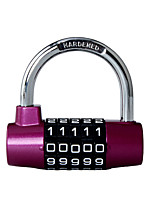 F20621 Password Lock 5 Digit Password Luggage Padlock  Dail Lock Password Lock