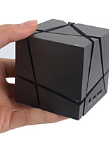 QONE Speaker Bluetooth Channel 2.0 Subwoofer Mini Rubik's Cube TF Card