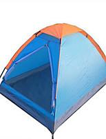 3-4 personnes Tente Unique Tente de camping Tente pliable Garder au chaud pour Camping / Randonnée Autre matériel CM