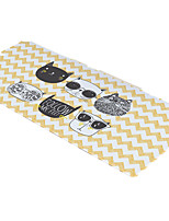 Cool Cat Mouse Pad Cartoon Style Fabric More Large More Long 90CM * 40CM