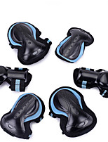 Kids Protective Gear Knee Pads + Elbow Pads + Wrist Pads for Cycling Skateboarding Inline Skates Roller Skates Eases pain Breathable