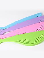 Kitchen Multipurpose Leakage Rice Washing Rice Stirring Bar Widening Board Random Color