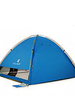 3-4 persons Camping Pad Beach Tent Camping Tent Automatic Tent Ultraviolet Resistant for Camping / Hiking CM Other Material