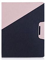 Для apple ipad 4 3 2 корпус покрывает новый цвет удара pu материал кожи яблоко плоская защитная оболочка