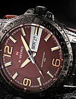 Homens Relógio Esportivo Relógio Militar Relógio Elegante Relógio de Moda Relógio de Pulso Único Criativo relógio Relógio Casual Chinês