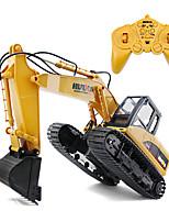 Экскаватор 1:14 rc автомобиль 1 x руководство 1 x зарядное устройство 1 x rc автомобиль