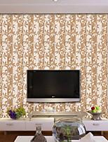 stromy a listí secesní motiv Textura dřeva Tapety pro domácnost Moderní Wall Krycí , PVC a vinyl Materiál Samolepící tapeta , pokoj tapeta