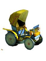 Quebra-cabeças Kit Faça Você Mesmo Quebra-Cabeças 3D Blocos de construção Brinquedos Faça Você Mesmo Carro