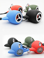NR1015  Aircraft Model Bluetooth Speaker Phone Mini Subwoofer Cartoon Small Steel Gun Audio Radio U Disk