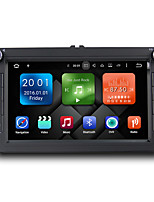 Sistema di multimedia dell'automobile del quadrato del quadrato 8 pollici di pollice nessun dvd built-in wifi&3g ex-tv dab per vw
