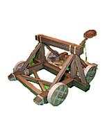 Puzzles Kit de Bricolage Puzzles 3D Blocs de Construction Jouets DIY  Chariot