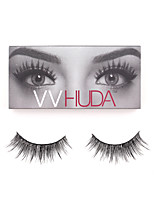 VVHUDA Mink Lash False Eyelashes 3D Eye Makeup Collection Natural Fibers Long Thick Premium Extension Alyssa
