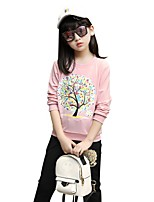 Girls' Others Sets,Cotton Summer Fall Long Sleeve Clothing Set