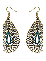 Drop Earrings Women's Euramerican Fashion Personalized Simple Style Droplets Alloy Droplets Drop Dangle Earrings Movie Jewelry Party Daily