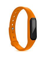 Mulheres Homens Relógio Esportivo Relógio Inteligente Digital Impermeável Monitor de Batimento Cardíaco Borracha BandaPreta Azul Prata