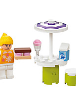 Building Blocks For Gift  Building Blocks Square 3-6 years old Toys631PSC