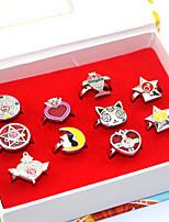 Plus d'accessoires Inspiré par Sailor Moon Sailor Moon Manga Accessoires de Cosplay Anneaux