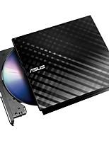 Asus sdrw-08d2s-u 8x usb2.0 externer dvd-Brenner mobiler Laufwerk e-grün für mac os und windows