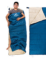 Sleeping Bag Rectangular Bag Single 12 Hollow CottonX75 Camping / Hiking Travel Rest