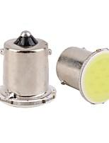 2PCS 3W DC12V White 1156 1157 1COB Turn Signal Light Reversing light brake light