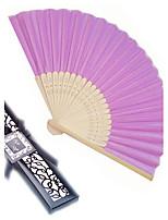 Ventilateurs et parasols-1 Pièce/Set Pièce / Set Eventail Cadeau créatifThème plage Thème jardin Thème Vegas Thème asiatique Thème floral
