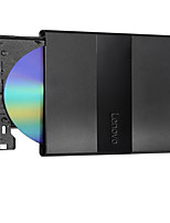 Db75-plus lenovo 8x usb2.0 unidad óptica externa grabadora de DVD unidad móvil 0.7m