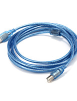 USB 2.0 Cabo, USB 2.0 to USB tipo B Cabo Macho-Macho 3,0M (10Ft)