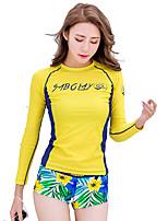 Snorkel Suit Female Split Diving Suit Sunscreen Anti-UV Surfing Beach Sandals