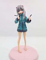Figuras de Ação Anime Inspirado por Fantasias Fantasias PVC 20 CM modelo Brinquedos Boneca de Brinquedo