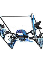 Drone WL Toys Q919 4 Canaux 6 Axes Avec Caméra HD 2.0MP FPV Eclairage LED Auto-Décollage Sécurité IntégréeQuadri rotor RC Télécommande 1