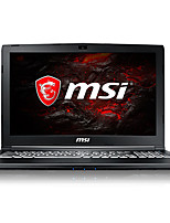 Msi gaming laptop 17,3 pollici intel i7-7700hq 8gb ddr4 128gb ssd 1tb hdd windows10 gtx1050ti 4gb gl72m 7rex-817cn