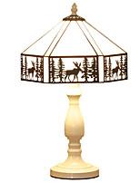 40 Тиффани Настольная лампа , Особенность для Защите для глаз , с использование Вкл./выкл. переключатель