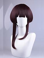 Onmyoji Kagura Reddish Brown Short Cosplay Wig