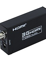 HDMI 1.3 Convertitore, HDMI 1.3 to SDI Convertitore Femmina/femmina 1080P