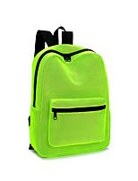 Women Sports & Leisure Bag Nylon All Seasons Sports Outdoor Climbing Weekend Bag Zipper Gray Red Orange Green 30-40