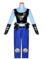 Costumes Cosplay Badge Sac Plus d'accessoires Inspiré par Cosplay Cosplay Manga Accessoires de CosplayGilet Chemise Pantalon Ceinture Sac