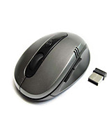 2.4G Wireless Photoelectric Adjustable DPI Office Mouse