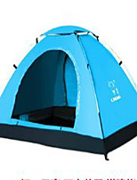 2 persons Travel Bag Fold Tent Camping Tent 1500-2000 mm Ox horn Keep Warm