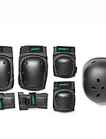 Kids' Adult Protective Gear Knee Pads + Elbow Pads + Wrist Pads for Longboards Skateboarding Inline Skates Roller Skates Hoverboard Eases