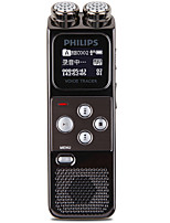 PHILIPS VTR6900 Digital Voice Recorder High Sampling Rate FM Recording Noise Reduction Support TF Card Expansion 8G