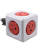 Allocacoc plug power us socket sans fil intelligent bureau à domicile automatisation de voyage module powercube cube carré