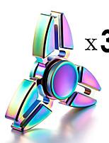 Спиннеры от стресса Ручной обтекатель Волчок Игрушки Игрушки Кольцо Spinner EDCСбрасывает СДВГ, СДВГ, Беспокойство, Аутизм Стресс и