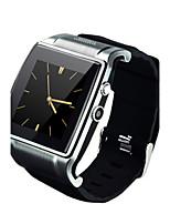 Муж. Модные часы Цифровой Защита от влаги Pезина Группа Черный