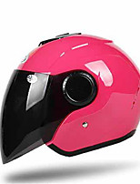 GSB G-249 Motorcycle Helmet Electric Car Female Male GSB Half Helmet Helmet Four Seasons Helmet Universal