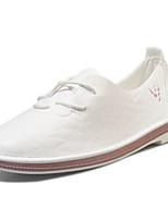 Women's Athletic Shoes Comfort Rubber Summer Outdoor Walking Comfort Buckle Block Heel Blue Ruby Under 1in