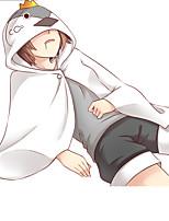 Ispirato da Cosplay Cosplay Anime Costumi Cosplay Abiti Cosplay Cartoni animati Calzamaglia/Pigiama intero Per Unisex